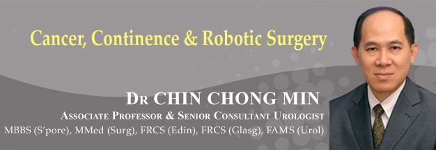 Chin Chong Min Urology, Urology Clinic in Singapore
